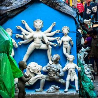 Kumartuli: The Potter City