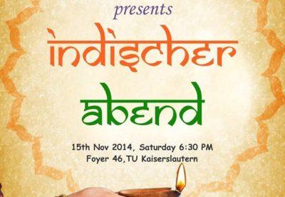 Indischer Abend 2014