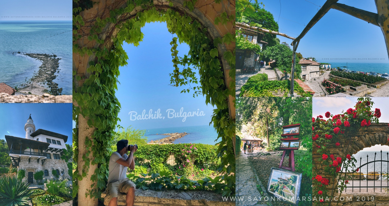 Balchik by the Black Sea: Bulgaria