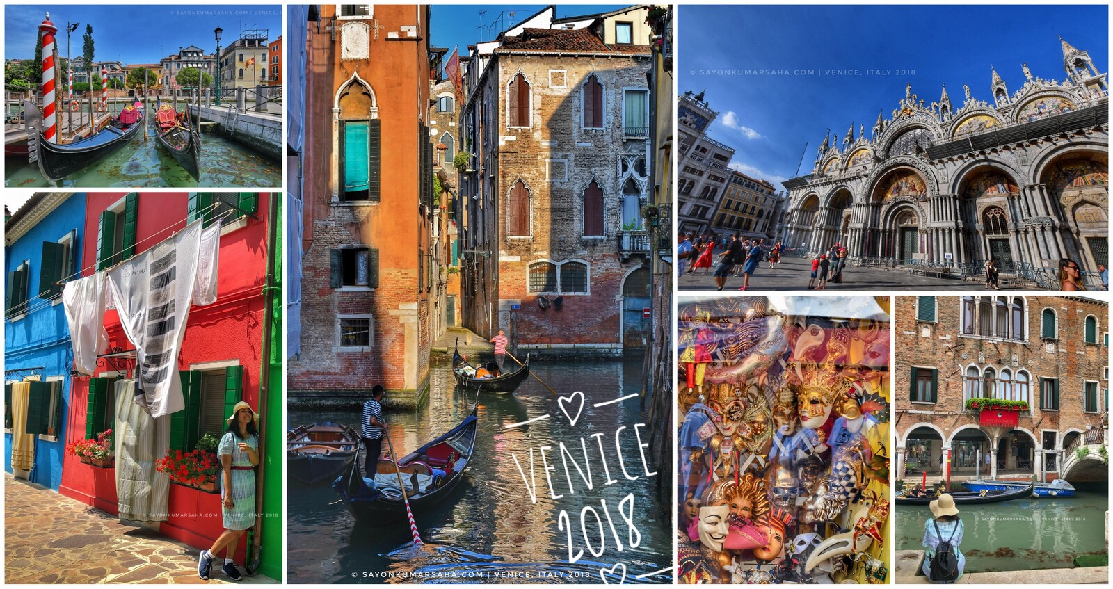 Floating Masterpiece: Venice