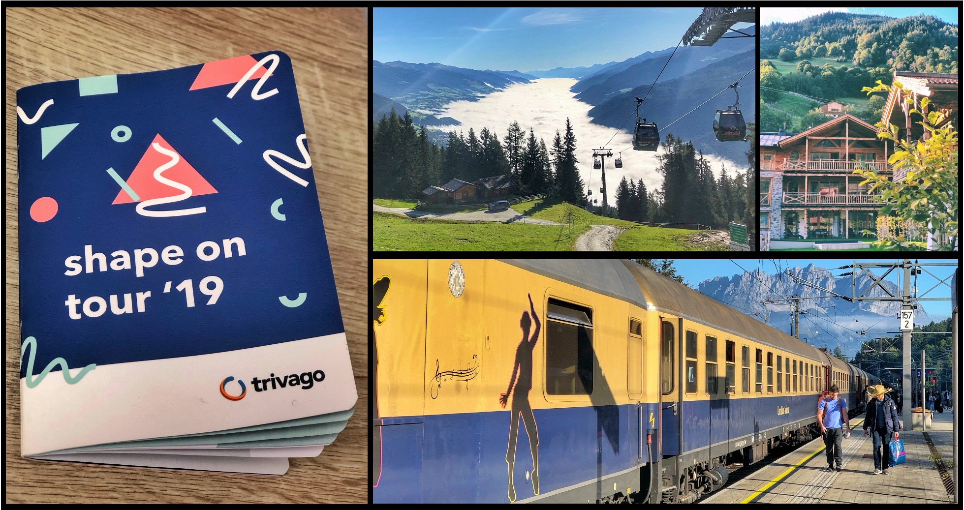 trivago-village: Alps | On-tour '19 throwback!